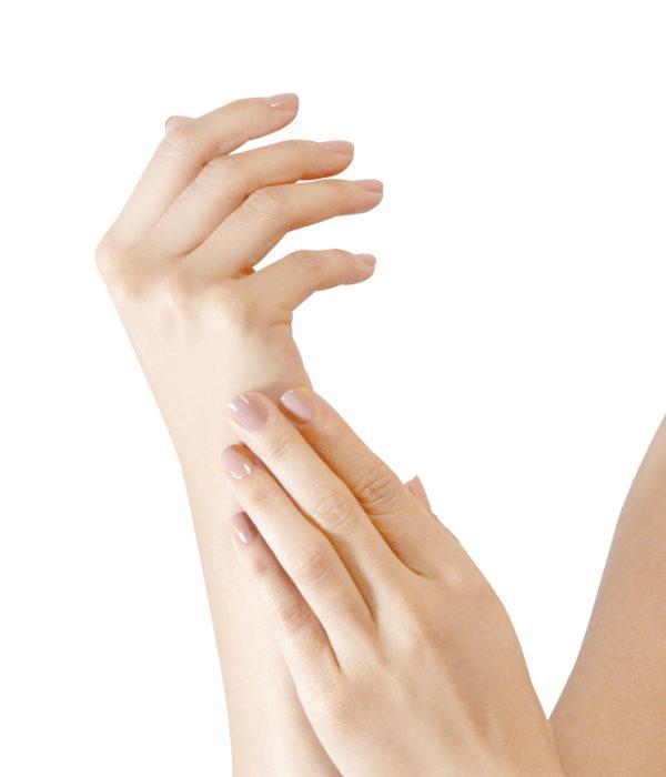 Come evitare l'invecchiamento delle mani?