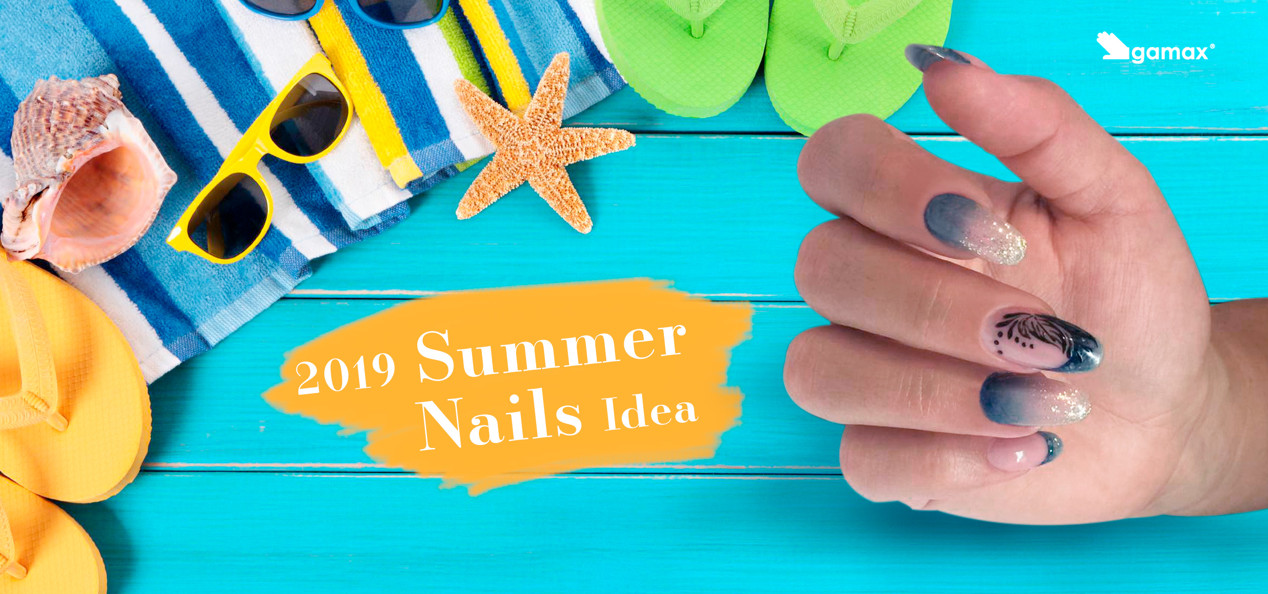 Novità nails Estate 2019