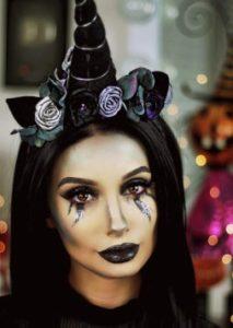 Unicorno Halloween