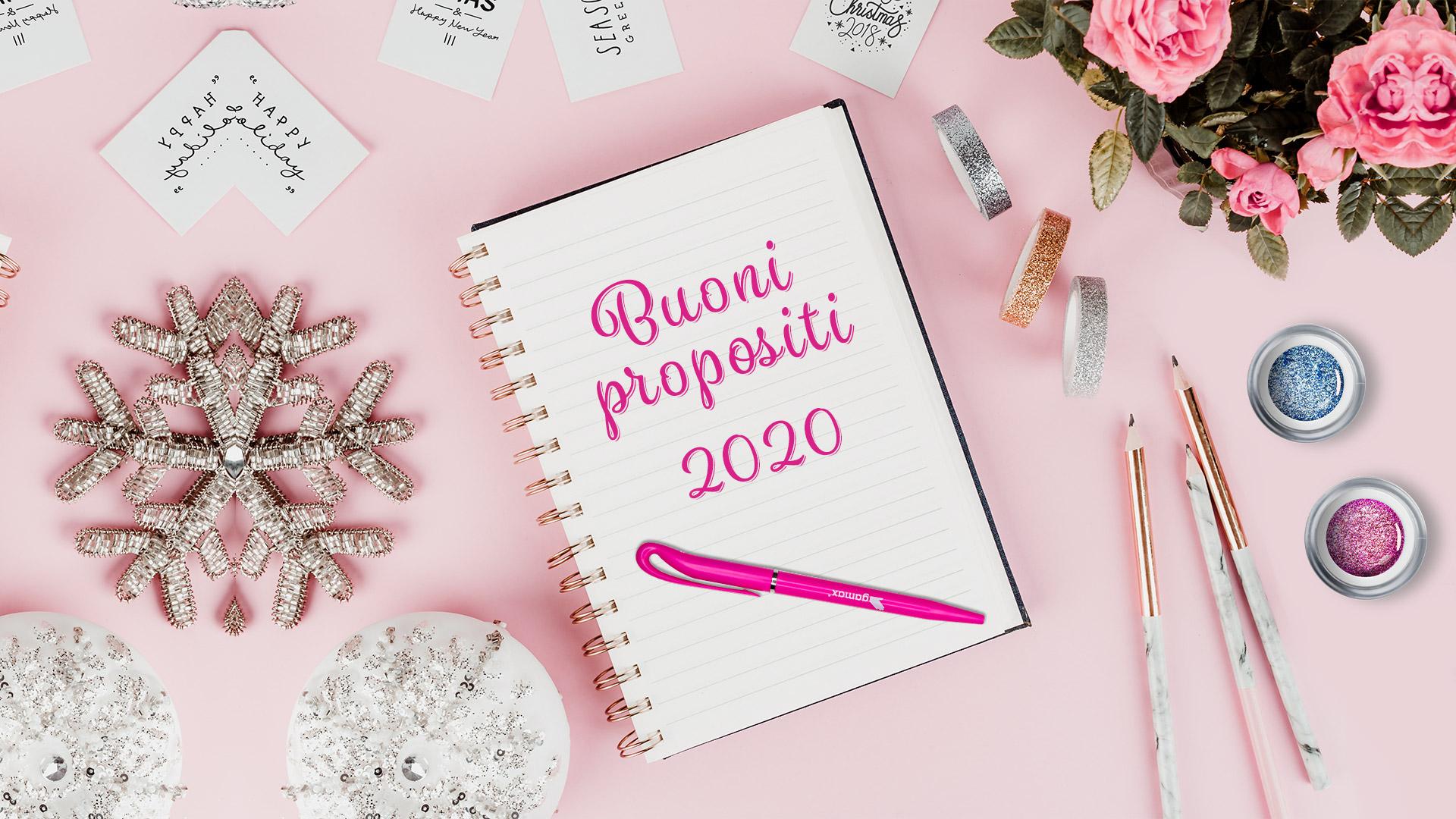 Obiettivi per il nuovo anno? Ecco qualche spunto!